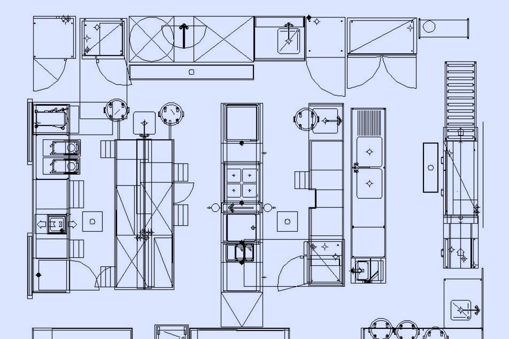 CAD/Revit symboler